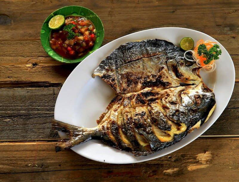 Menu Ikan Bandar Djakarta