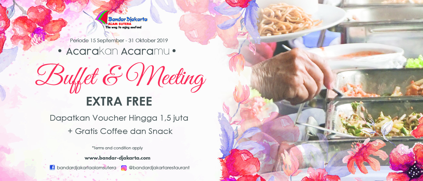 BUFFET & MEETING EXPO 2019 Season 2