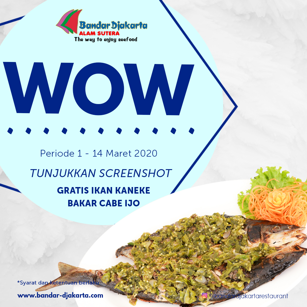 WOW – Screenshoot Free Ikan Saus Thailand