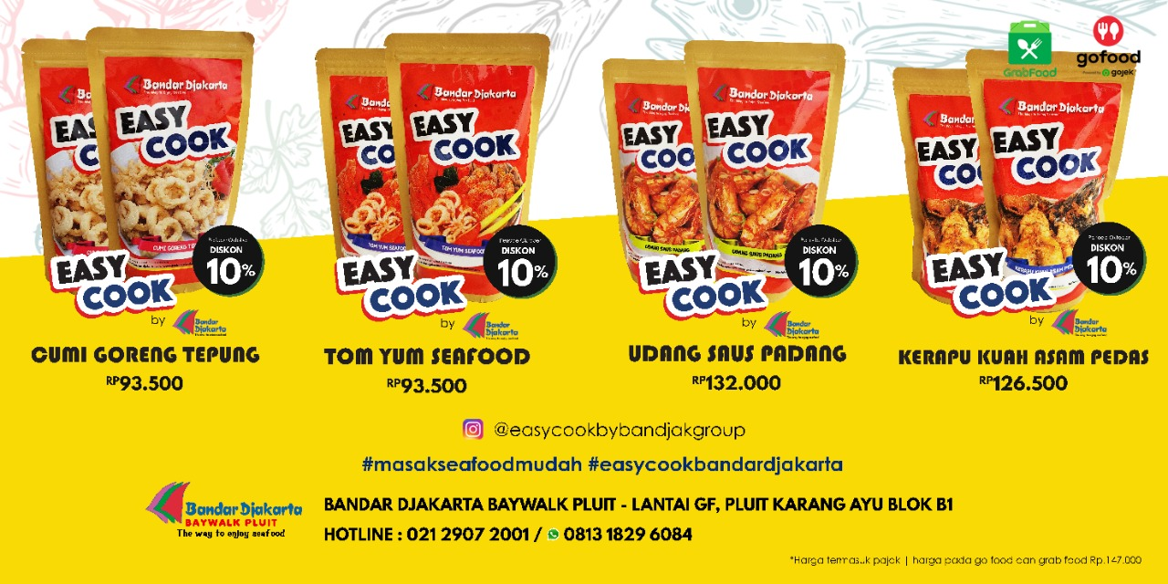 EASY COOK BY BANDJAK GROUP